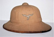 CASCO COLONIALE DAK LUFTWAFFE
