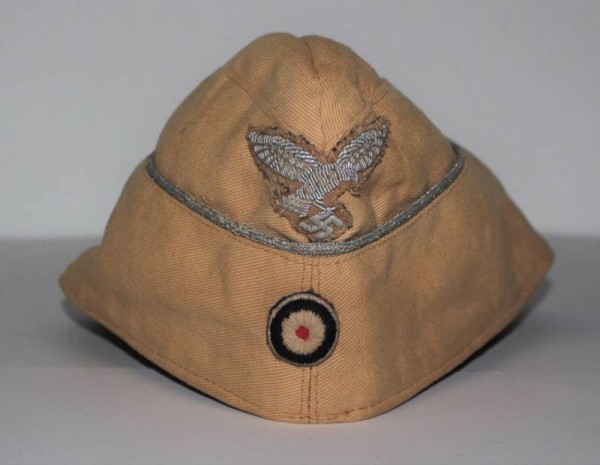 OFFICER´S CAP LUFTWAFFE D.A.K.