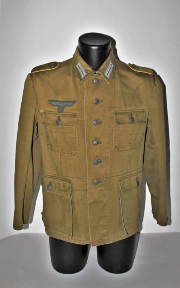 TROPICAL COMBAT TUNIC M43 WEHRMACHT