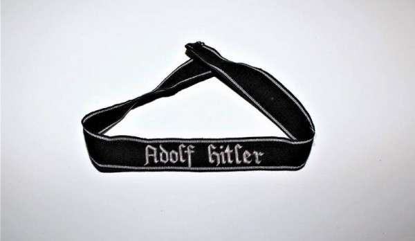 OFFICER´S CUFF TITLE ADOLF HITLER